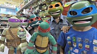 teenage mutant ninja turtles toy hunt rhino chopper mutations technodrome warthog trike