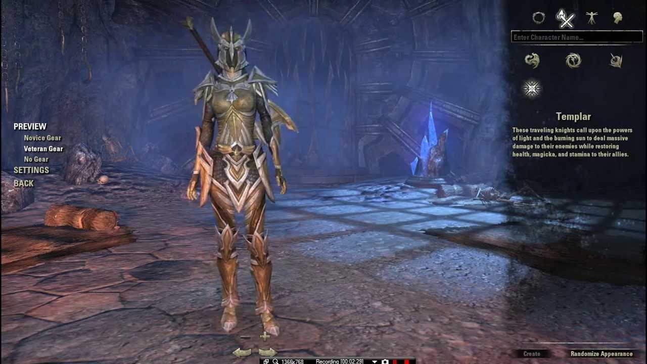 Elder Scrolls Online High Elf Armor Styles Amp Skills Tree