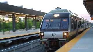 UP Express Train (OFFICIAL) Union - Pearson FIRST TRIP | To Pearson Airport Station