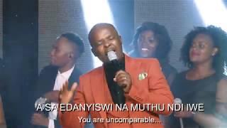 Newie - Iwe Khosi Ya Mahosi [ft. Minister Lufuno Dagada (Official Live Video)]