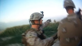 U.S. Marines Firefight With Taliban During Opium Seizure | Part 3/3