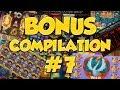 Casino Bonus Opening - Bonus Compilation - Bonus Round episode #7