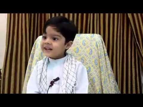Best Takrir By a kid