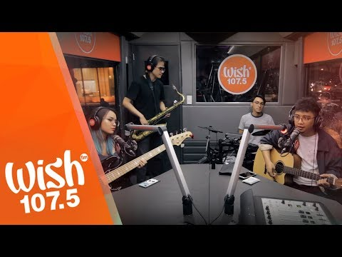 "SUD Performs ""Sana Bumalik"" LIVE On Wish 107.5 Bus"