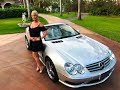 SOLD 2003 Mercedes-Benz SL500 Sport, only 32K Miles, for sale by Autohaus of Naples 239-263-8500