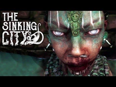 КОЛДУН ИЛИ УША ► The Sinking City #21