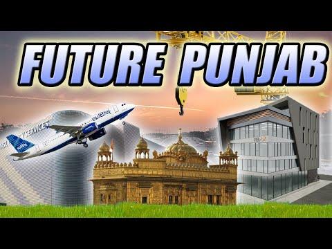 BIGGEST FUTURE MEGA PROJECTS IN PUNJAB || पंजाब की सबसे बड़ी भविष्य की परियोजनाओं