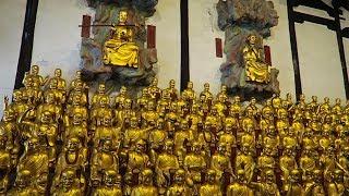 Shanghai Temples - Jade Buddha Temple, Jing'an Temple, Longhua Temple