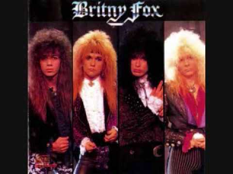 Britny Fox - Kick