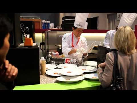 RAVIFRUIT SIRHA / Coupe du Monde de la pâtisserie 2013