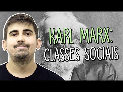 Karl Marx: Classes Sociais - Sociologia - Prof. Leandro Vieira