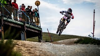 Downhill MTB in Scotland - UCI MTB World Cup 2014 Recap