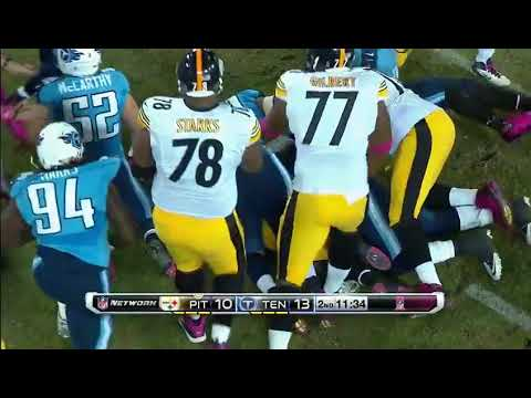 Five things to watch for in Steelers-Titans on 'TNF'