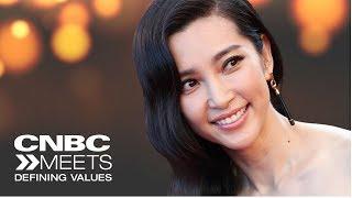 Li Bingbing | CNBC Meets: Defining Values
