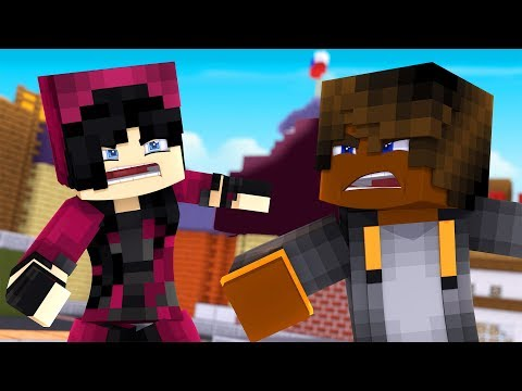 Marcel Does The Unspeakable! - Parkside University [S2.EP4] Minecraft Roleplay