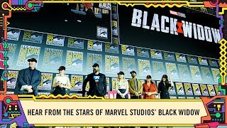 Marvel Studios' Black Widow | Meet the Cast