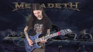 Tornado of Souls - Megadeth - Solo Challenge II