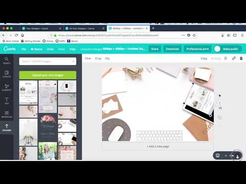Download How To Overlay A Website On A Screen Mockup In Canva MP3