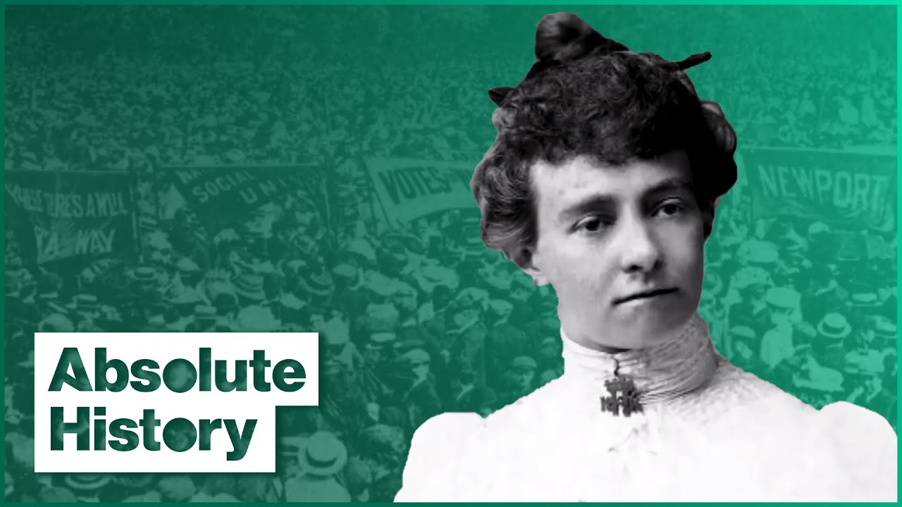 Download How Woman Sacrificed Their Lives For The Vote | Absolute History