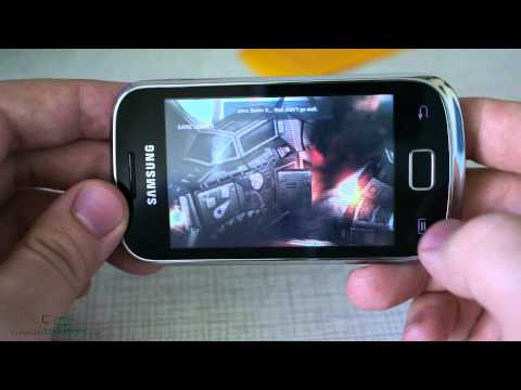 Обзор Samsung Galaxy Mini 2 (S6500) (review)