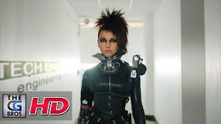 "CGI VFX Short Film: ""Deus Ex - Human Revolution"" - Directed by Moe Charif | TheCGBros"