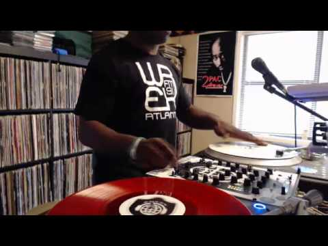 Hip Hop History Lesson with Worldwide DJ TakTixX