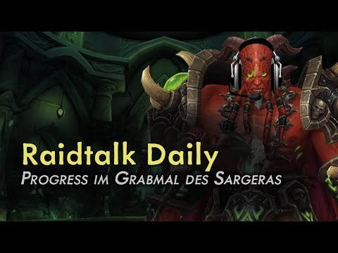 Raidtalk Daily #12 - Set Sail for Fail stellt Progress ein!