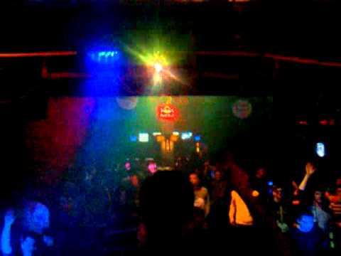 Da Fresh plays Max Freegrant - Get High (Da Fresh remix) @ Forsage Club (Kiev, Ukraine) 24.11.2011