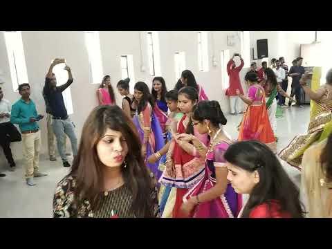 M B Patel College of Education, V. V. Nagar Garba, 2018