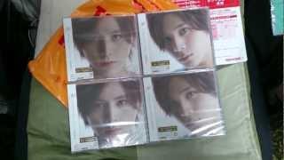 1月9日に発売し、全国のCDショップから姿を消した、スーパーレアCD・山...