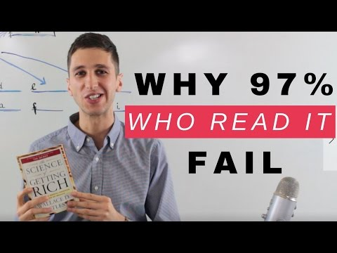 The Science of Getting Rich (Best Summary Ever) - Why 97% Who Read it Fail