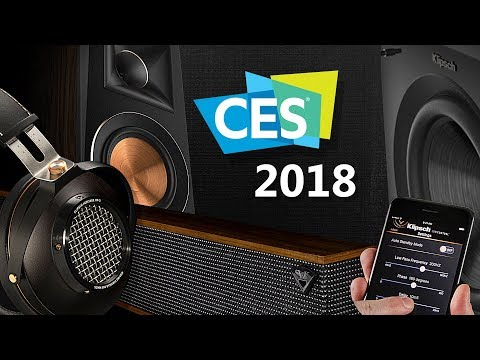 New Klipsch Speakers Revealed at CES 2018