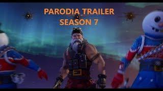 FORTNITE Parodia trailer season 7