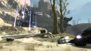 "Game Fails: Halo Reach ""Should have run just a little farther"""