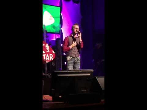 Connor Sheehan - Universal Studios Citywalk Rising Star - Karaoke Cover - Sam Smith - Stay With Me