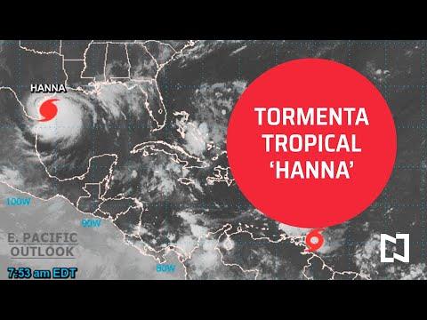 Entrevista I Balance de tormenta tropical 'Hanna'; David León Romero, Protección Civil