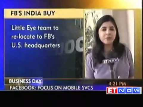 Facebook acquires Bangalore-based Little Eye Labs