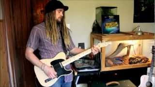 Red Hot Chili Peppers - She Looks To Me - Cover by Lane Argue