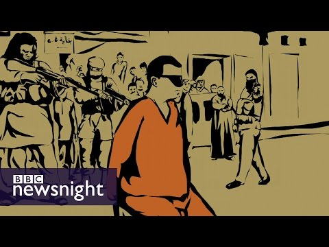 'Islamic State's' most wanted: The teenagers from Raqaa - BBC Newsnight