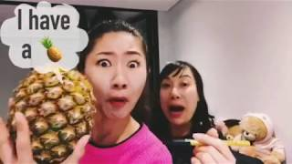 M4E -Mandarin for English Learners - How to write in Chinese? - PPAP parody