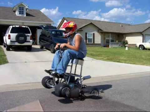 Bar Stool Racer Youtube