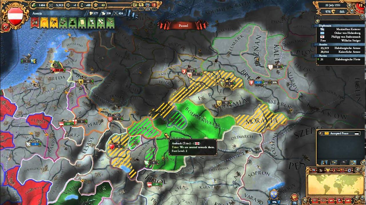 eu4 how to win a war