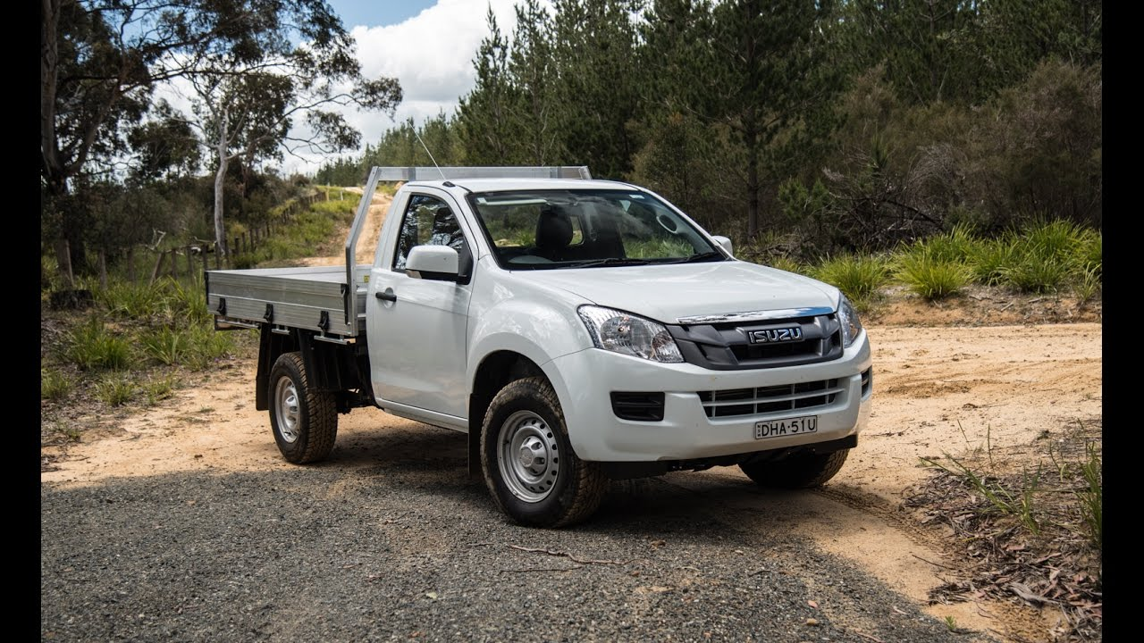 2016 Isuzu DMax SX 4x4 review  YouTube