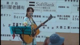 2016.7.17 絵金祭りに「江口美香」「前田ひろみ」「豆電球」の皆さんが...