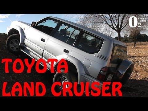 Toyota Land Cruiser 3.0 TD Japonés