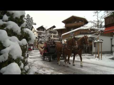 Not Your Average Swiss Village - Gstaad, Switzerland