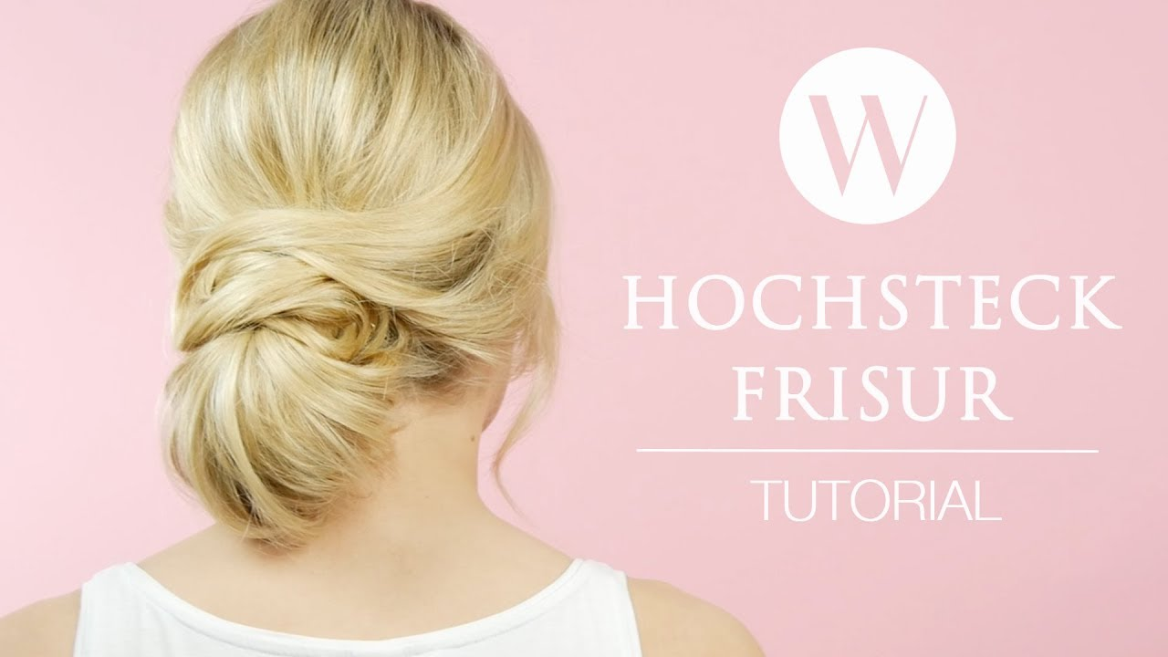 Tutorial || Hochsteckfrisur || Updo Look || for Bridesmaids