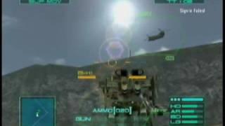 Gungriffon: Allied Strike - Mission 1 (Xbox)