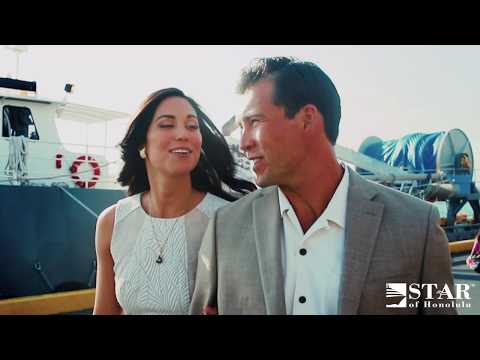 Sunset Cruise with Crab and Steak Dinner & Show - Video