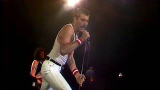 Queen - Save Me - Live in Milton Keynes 1982/06/05